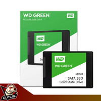 SSD WD Green 480GB 2.5 inch SATA3 3D NAND