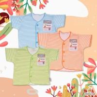 Blessing Babywear-baju pendek bayii newborn neci-0-3 bulan-3wt