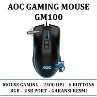 AOC Gaming Mouse GM100 / GM-100 - Original Product