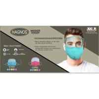 Masker DewasaMask Face Shield Protector Pelindung Muka Clency