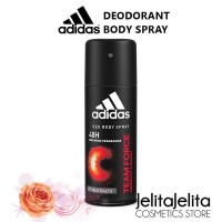 ADIDAS TEAM FORCE DEO BODY SPRAY 150ML / DEODORANT PRIA
