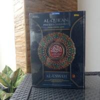 Al Quran Terjemah Per kata Latin Al-Uswah A4 Alquran Aluswah Cordoba