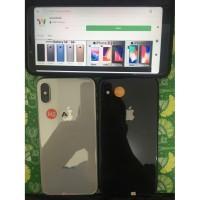 [TERGILA] iPhone 64gb X space grey /silver original garansi apple