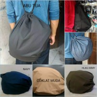 Tas Sarung Helm Serut Waterproof Anti Air