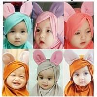 Jilbab Anak Hijab Baby Bunny