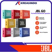 Speaker Portable Bluetooth JBL GO Original Garansi Resmi IMS