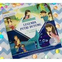 Buku Cerita Anak Seri Cerita Rakyat : Legenda Putri Duyung - Mermaid