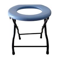 Toilet Duduk Lipat Portable untuk Camping / Travel / Outdoor