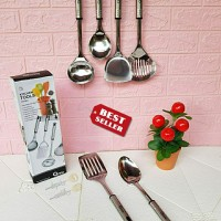 OX-963 OXONE KITCHEN TOOLS SET STAINLESS