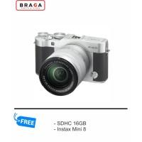Fujifilm XA3 / Fujifilm X-A3 kit XC 16-50mm Silver