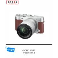 Fujifilm XA3 / Fujifilm X-A3 kit XC 16-50mm Brown