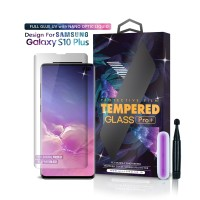 Tempered Glass SAMSUNG Galaxy S10 Plus Full Cover Clear - Glass Pro