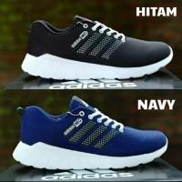Sepatu Jumbo Big Size Adidas Neo Questar Sport Running Olahraga Pria