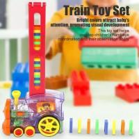 Mainan Domino Train/Mainan Anak Kereta Api Domino