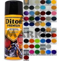 Pilox Diton Premium Cat Pilok Pylox Candy Metalik
