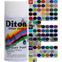 Pilox Diton Cat Semprot Pilok Pylox Candy Metalik