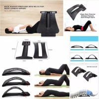 Magic Back Support / Back Massage / Alat Terapi Punggung