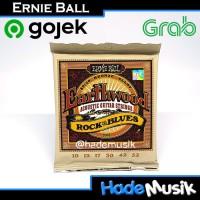 Senar Ernie Ball 2008 Earthwood Bronze 80/20 Gitar Akustik 10-52 (Ori)