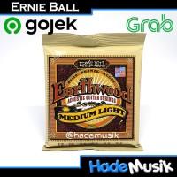 Senar Ernie Ball 2003 Earthwood Bronze 80/20 Gitar Akustik 12-54 (Ori)