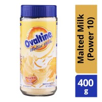 Ovaltine Instant Malt Drink Powder Jar - Malted Milk (Power 10) 400g