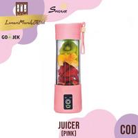 Juice cup blender mini portable USB blender juicer Alat pembuat jus
