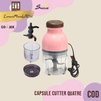 Blender Kapsul - Capsule Cutter Quatre - Alat Pembuat Jus - Blender