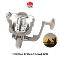 Yumoshi SC3000 8 Ball Bearing Fishing Reel Rel Pancing Spool Memancing