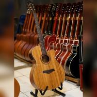 Gitar Akustik Elektrik Camwood Original