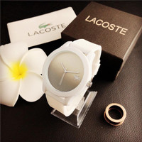 JAM TANGAN LACOSTE COUPLE ANTI AIR 30 METER