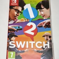Nintendo 1 2 / 1-2 Switch