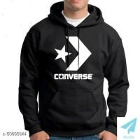 jaket converse hoodie