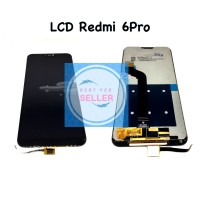 Lcd Touchscreen Xiaomi Redmi 6 Pro Mi A2 Lite Original Terlaris New
