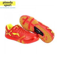CLEARANCE SALE! Sepatu Badminton LINING Saga X AYTJ083 - 3 / AYTJ083-3