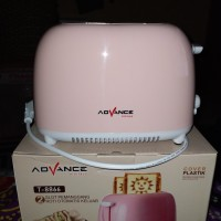 Pemanggang roti toaster Advance T 8866