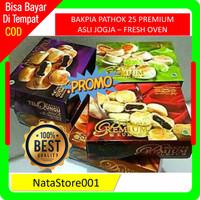 Bakpia Pathok 25 PREMIUM isi 15 ASLI JOGJA Rasa Coklat Keju Durian