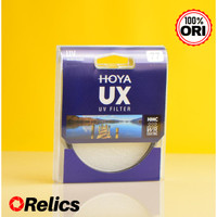 Genuine Hoya 77mm UV Filter UX PHL HMC Asli Original 77