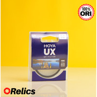 Genuine Hoya 52mm UV Filter UX PHL HMC Asli Original 52