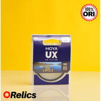 Genuine Hoya 58mm UV Filter UX PHL HMC Asli Original 58