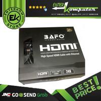 Kabel HDMI 50 Meter V1.4 Merk Bafo