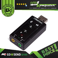 USB To Sound Card 7.1 Standard