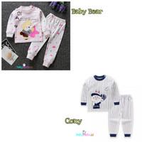 Baju Piyama - Setelan Bayi dan Anak Laki Laki Perempuan Import (2)