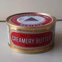 Butter Blue Triangle 340gr butter creamy triangle biru