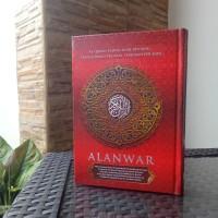 Alquran ALANWAR A4, Al-Quran Tajwid Arab-Latin-Terjemah Perkata Besar