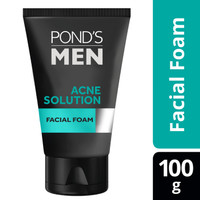 POND'S MEN ACNE CLEAR OIL CONTROL FACE WASH 100 G