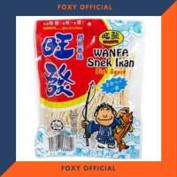 Wanfa Snek Snack Ikan / Wanfa Dried Fish Snack / Juhi ikan kering