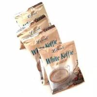 LUWAK WHITE COFFEE 1 RENCENG / KOPI LUWAK WHITE KOFFIE MURAH GROSIR