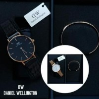 Jam tangan WD classic+cuff Ori BM