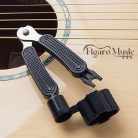 Winder Gitar String Cutter and Pin Puller Guitar 3 In 1