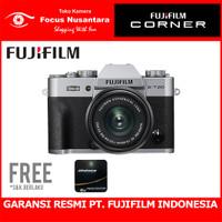 FUJIFILM X-T20 kit XC 15-45mm - Silver