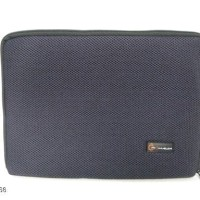 Tas softcase laptop notebook size 14 inch, Navy blue